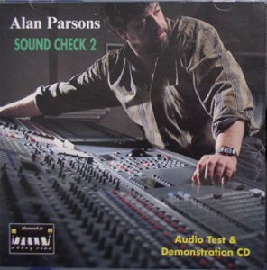 Alan Parsons - Sount Check 2 Audio Test and Demonstration CD (1996)