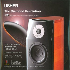 VA - Usher Audio The Diamond Revolution (2010)