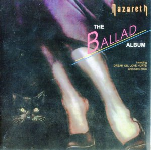 Nazareth - The Ballad Album (1989) [Compilation]