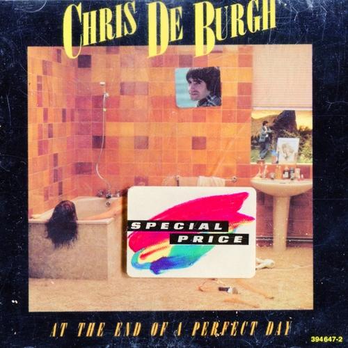 chris de burgh discography