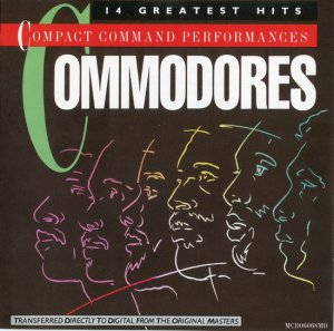 The Commodores - 14 Greatest Hits (1983) [Japan]