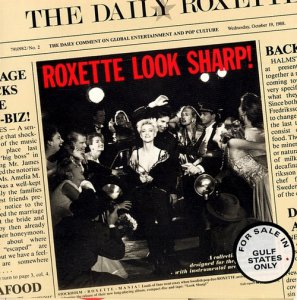 Roxette - Look Sharp! (1988)