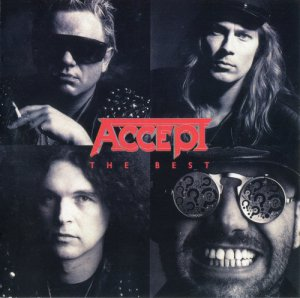 Accept - The Best (1994)