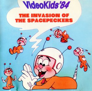 Video Kids - The Invasion Of The Spacepeckers (1995)