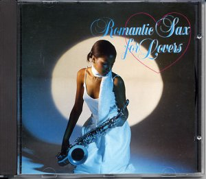 VA - Romantic Sax for Lovers (1985)