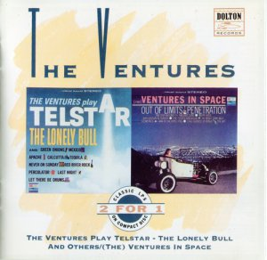 The Ventures - Play Telstar and the Lonely Bull | The Ventures In Space (1992)