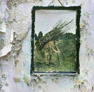 Led Zeppelin - Led Zeppelin IV (1971) [Target CD]
