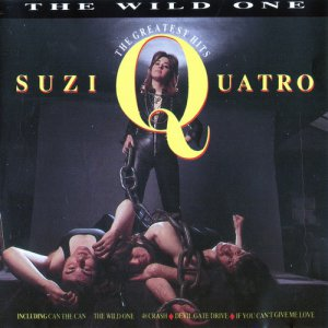 Suzi Quatro - The Wild One - The Greatest Hits (1990)