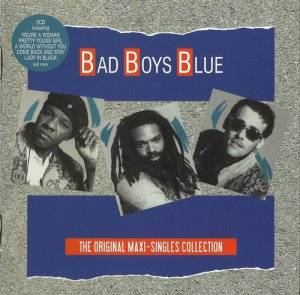 Bad Boys Blue - The Original Maxi-Singles Collection (2014) [2CD]