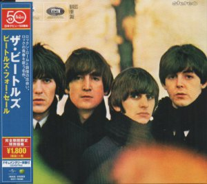 The Beatles - Beatles For Sale (1964, 2009) 2014
