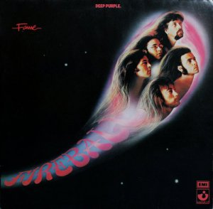 Deep Purple - Fireball (1971) Vinyl Rip