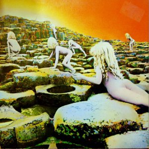 Led Zeppelin - Houses of the Holy (1973) Vinyl Rip