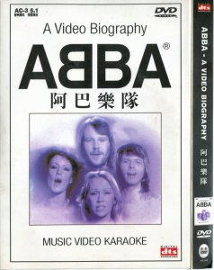 ABBA - Video Biography Karaoke (2010) [DVD5]