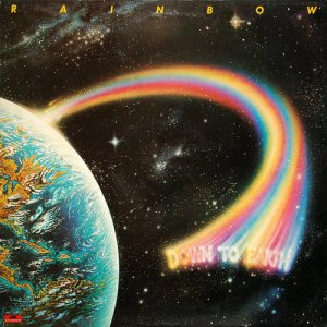 Rainbow - Down To Earth (1979) Vinyl Rip