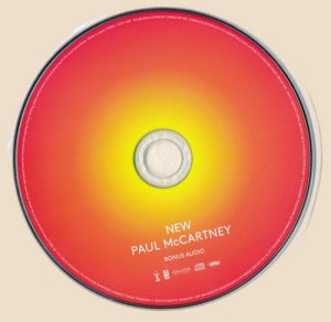 Paul McCartney - NEW (2014) SHM-CD