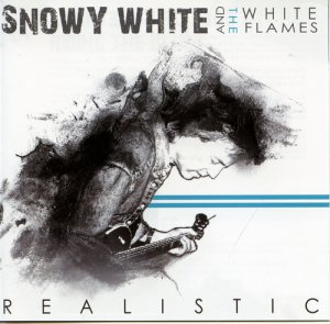 Snowy White And White Flames - Realistic (2011)