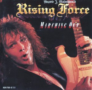 Yngwie J. Malmsteen's Rising Force - Marching Out (1985)