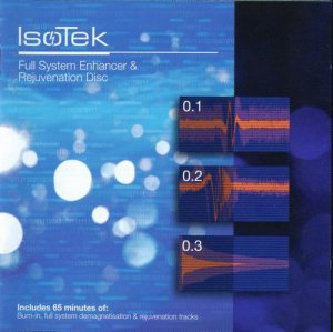 IsoTek - Full System Enhancer & Rejuvenation Disc (2006)