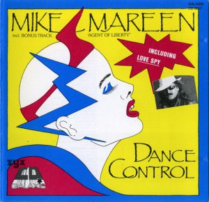 Mike Mareen - Dance Control (1986)