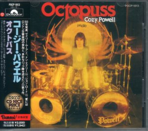 Cozy Powell - Octopuss (1983)