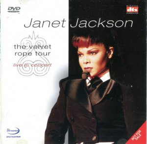 Janet Jackson - The Velvet Rope Tour - Live In Concert (1998) DVD-9