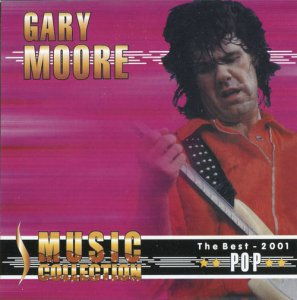 Gary Moore - Music Collection