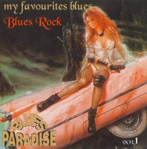 VA - Blues Paradise - Blues Rock Vol 1 (2001)