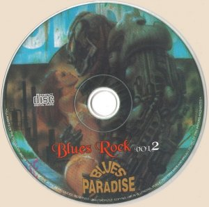 VA - Blues Paradise - Blues Rock Vol 2 (2001)