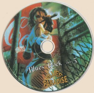 VA - Blues Paradise - Blues Rock Vol.3 (2001)