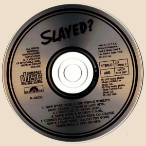 Slade - Slayed? - (1972)