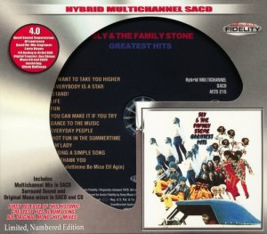 Sly & The Family Stone - Greatest Hits (2015)