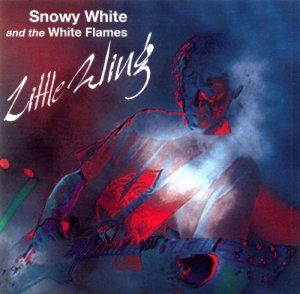 Snowy White And The White Flames - Little Wing (1997)