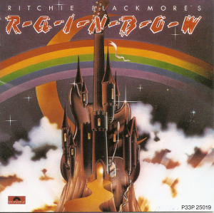 Rainbow - Ritchie Blackmore's Rainbow (1975) [Japan]