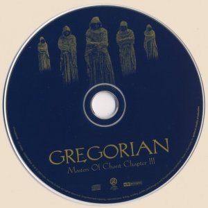 Gregorian - The Masters Of Chant Chapter III (2002)
