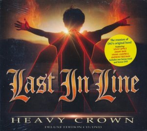 Last In Line - Heavy Crown (2016)
