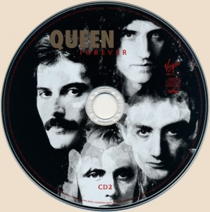 Queen - Forever (2014) [2 × CD Deluxe Edition SHM-CD]