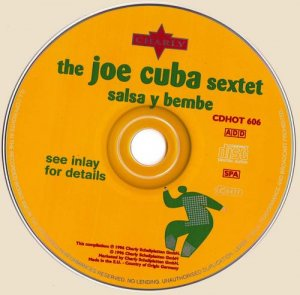 The Joe Cuba Sextet - Salsa Y Bembe (1996)