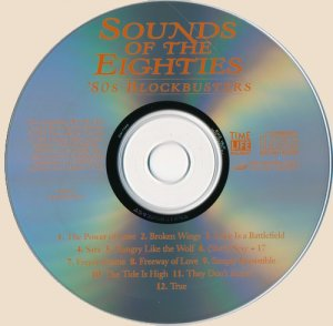 VA - Sounds Of The 80-s (2005) [3 CD Vol.1]
