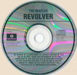 The Beatles - Revolver (1987)