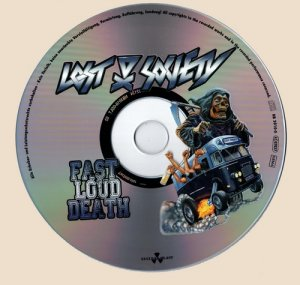 Lost Society - Fast Loud Death (2013)