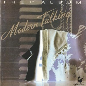 Modern Talking - The First Album (1985)