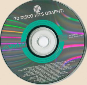 VA - '70 Disco Hits Graffiti (1989)