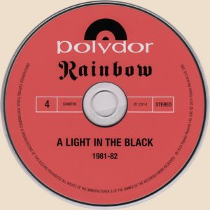 Rainbow - A Light In The Black 1975-1984 (2015) Boxset