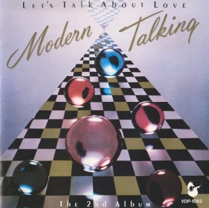 Modern Talking - Let's Talk About Love (1986)