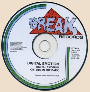 Digital Emotion - Digital Emotion and Outside In The Dark (2002)