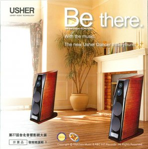 VA - Usher Audio Be There Volume 3 (2006)