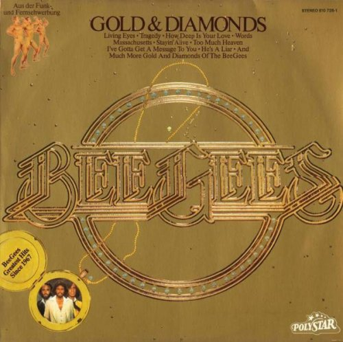 Bee Gees - Gold & Diamonds (1983) Vinyl Rip