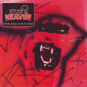 Heaven - Where Angels Fear To Tread (1983)