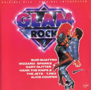 VA - Glam Rock (1990)
