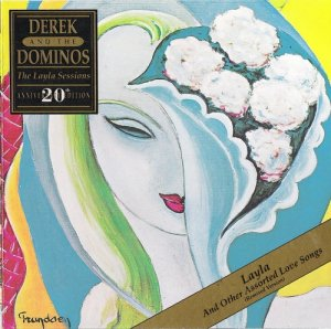 Derek And The Dominos - The Layla Sessions(1990)